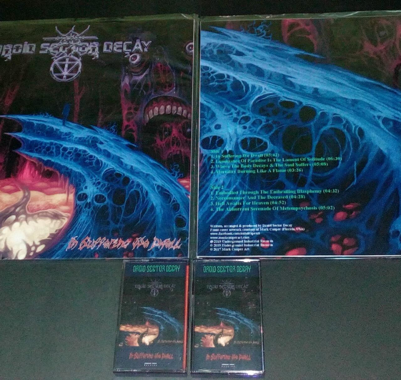 In Suffering We Dwell CD Stuff 2