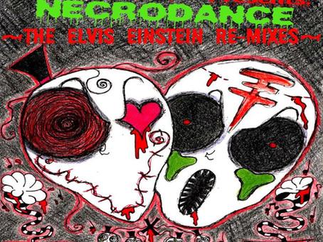 New Album! : Venus de Vilo - Necrodance (The Elvis Einstein Remixes)