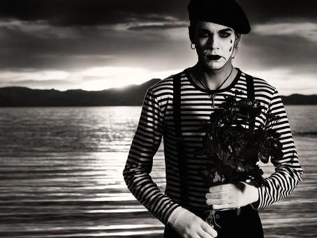 Music Video: The Rose Phantom - Dance! In The Desert