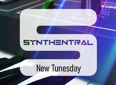 Biohacker & Toothpinch Appear On Synthentral's July 14th New Tunesday Radioshow Episode