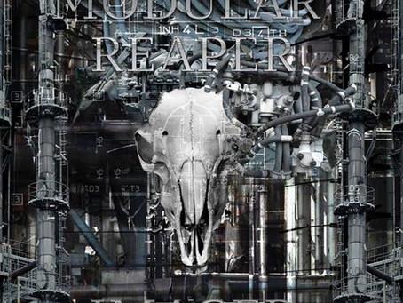 New Album!: Modular Reaper Imager - 1NH4L3 D34TH