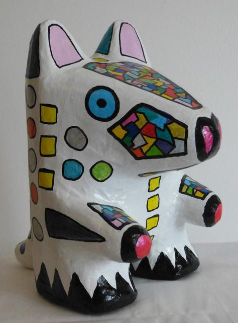 Loup Maya