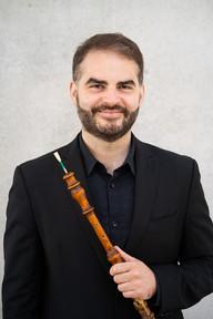 Gabriel Grames - Oboe