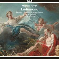 "CD-Erscheinung Salzburger Hofmusik ""Endimione"""