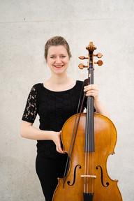 Hannah Vinzens - Violoncello