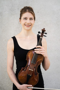 Patrizia Bieber - Violine