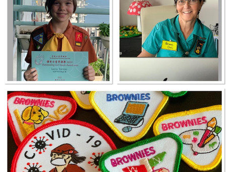 Stories of how we've adapted our Guiding in 2020