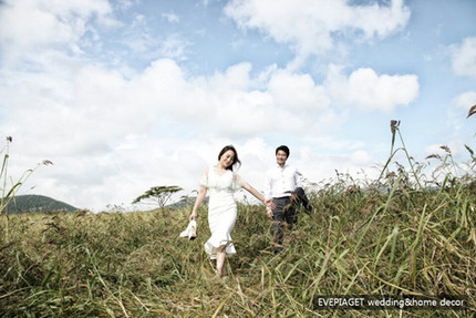 Jeju Wedding Snap
