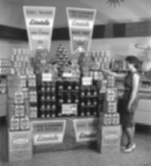 Kiosque de produits Citadelle