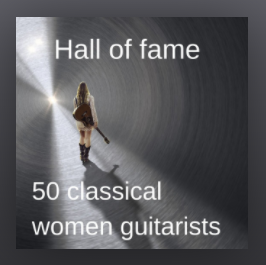 Top 50 Female Guitarists Playlist
