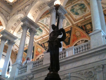 Performance at the Library of Congress
