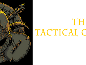 Feature Interview on The Tactical Guitarist
