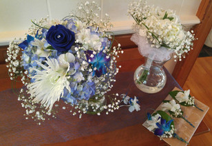 Bouquets et boutonnières