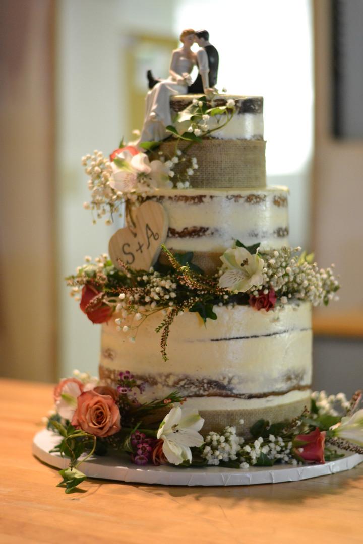 Fleurs pour gâteau
