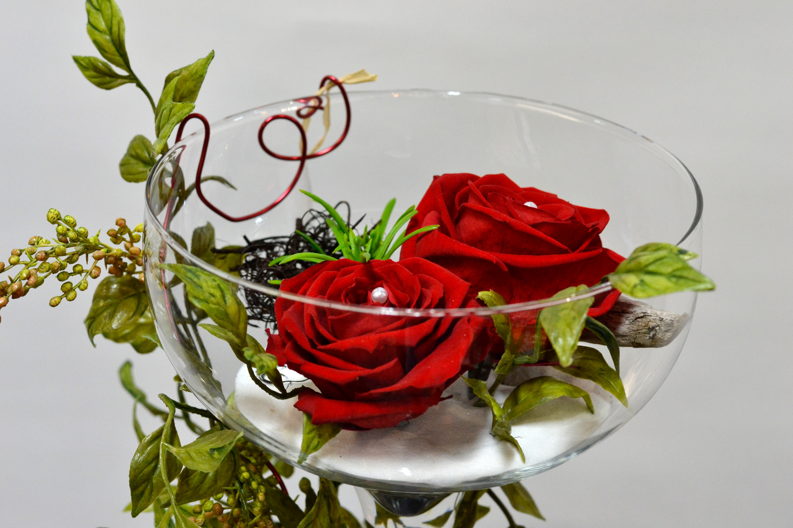 Rose éternelle 1
