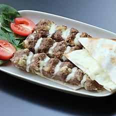 Kebab Ezmali