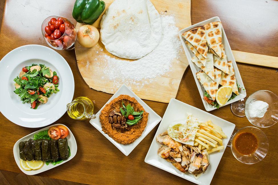 Lebanese Restaurant Thailand - NADIMOS