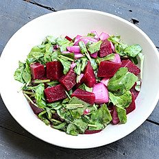 Rocket & Beetroot Salad