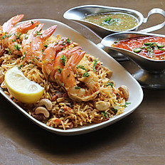 Biryani Shrimps