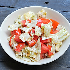 Vinegrette Cabbage Salad