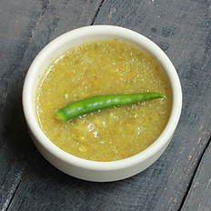Green Spicy Sauce