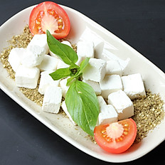 White Cheese With Thyme