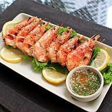 Grilled Shrimps