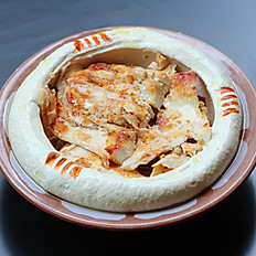 Hummus With Chicken