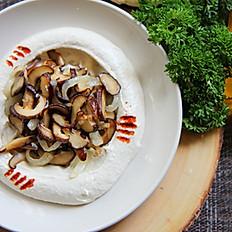 Hummus Mashroom