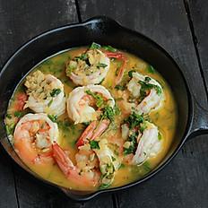 Shrimps À La Provencial
