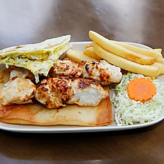 Chicken Tawook (Normal OR Spicy)