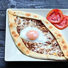 Egg & Sujuk Safiha