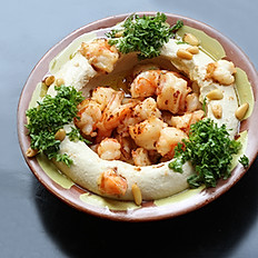 Hummus Shrimps