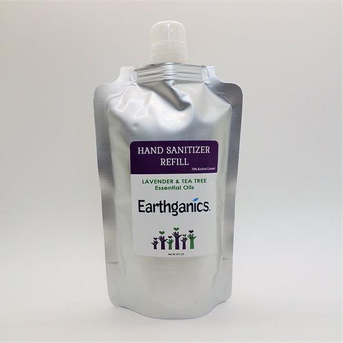 Eco-Friendly Hand Sanitizer - Refill & Glass Spray Bottle
