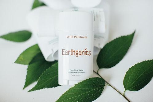 Discount Wild Patchouli Deodorant