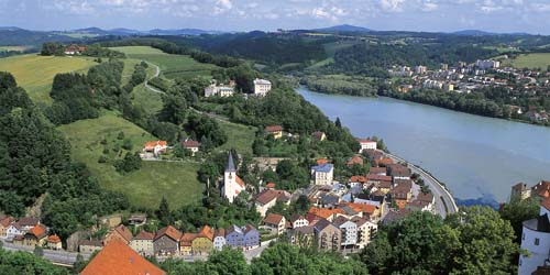 Danube River Alamy