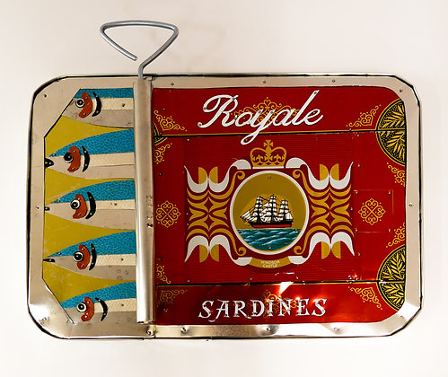 Emily Wamsley, Royal Sardines