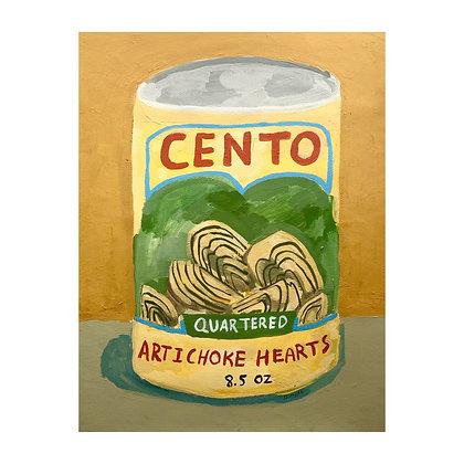 Michael Doyle, Canned Artichoke Hearts