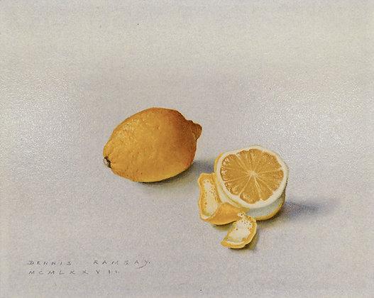 Dennis Ramsay,  Lemons