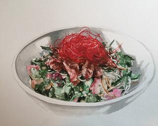 Thai Beef Vermicelli