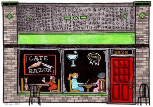 Cafe Racer (Ravenna)