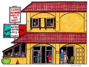 Borracchini's Bakery (Rainier Valley)