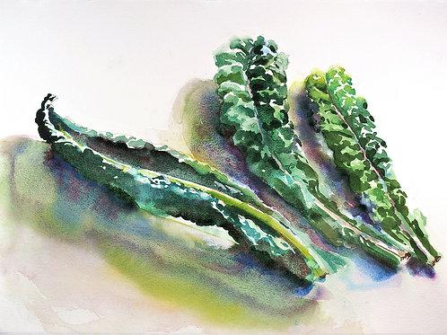 Suze Woolf, Kale 2