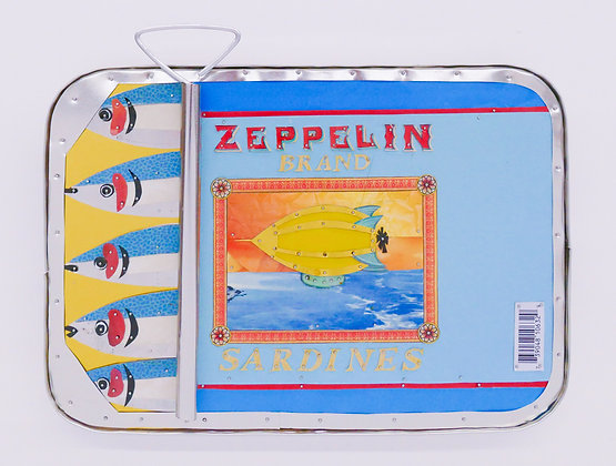 Emily Wamsley, Zeppelin Brand Sardines