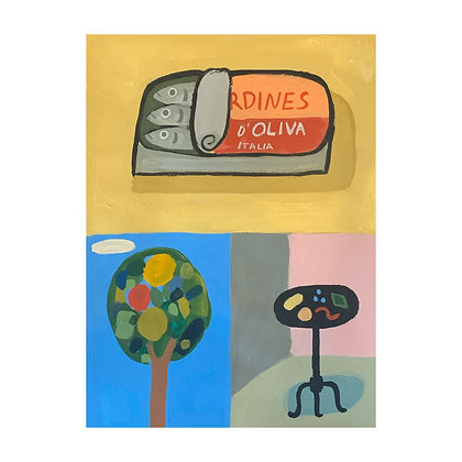 Michael Doyle, Canned (Sardines for Lunch)