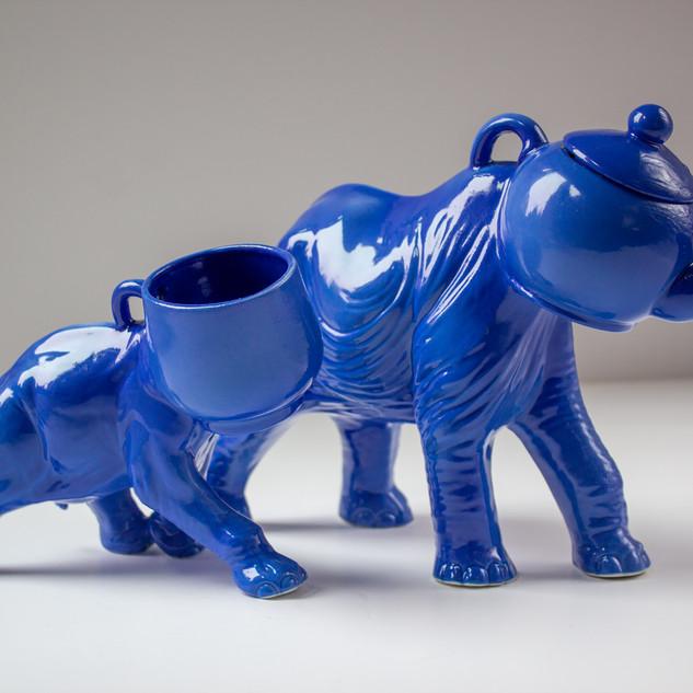 Mama Tea & Calf Cup