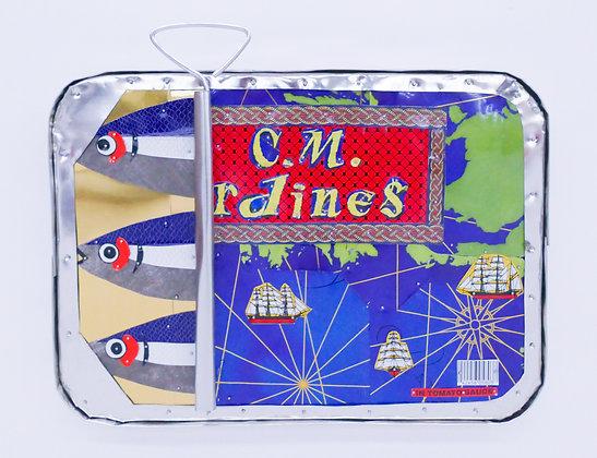 Emily Wamsley, C.M. Sardines