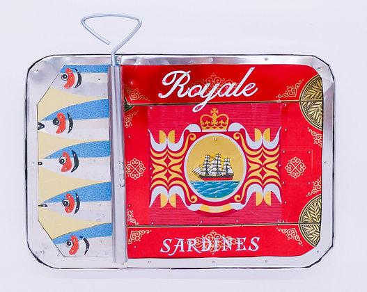 Emily Wamsley, Royale Sardines