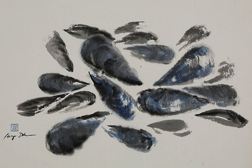 Angie Dixon, Mussels