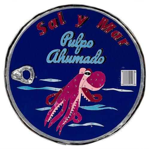 Emily Wamsley, Sal y Mar Pulpo Ahumado